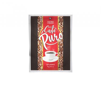 Cafe Puro Moido - 14 gramos